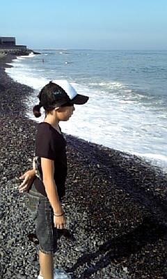 懐かしき海