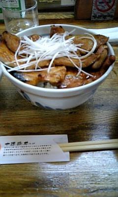 スイーツ王子VS<br />  豚丼先生!