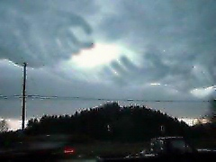 雲の七不思議!