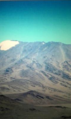 そこに山があるから①