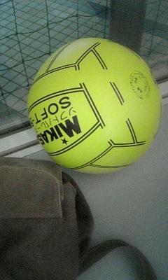 幸福の黄色いボール?