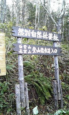 秋深し、山恋し〜後編〜