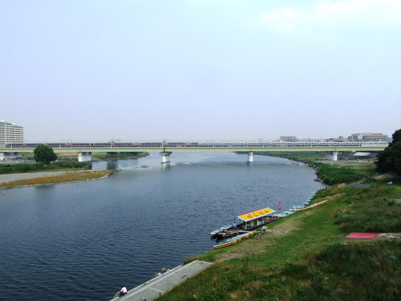 ゆく川の流れ~river27~: 北の...